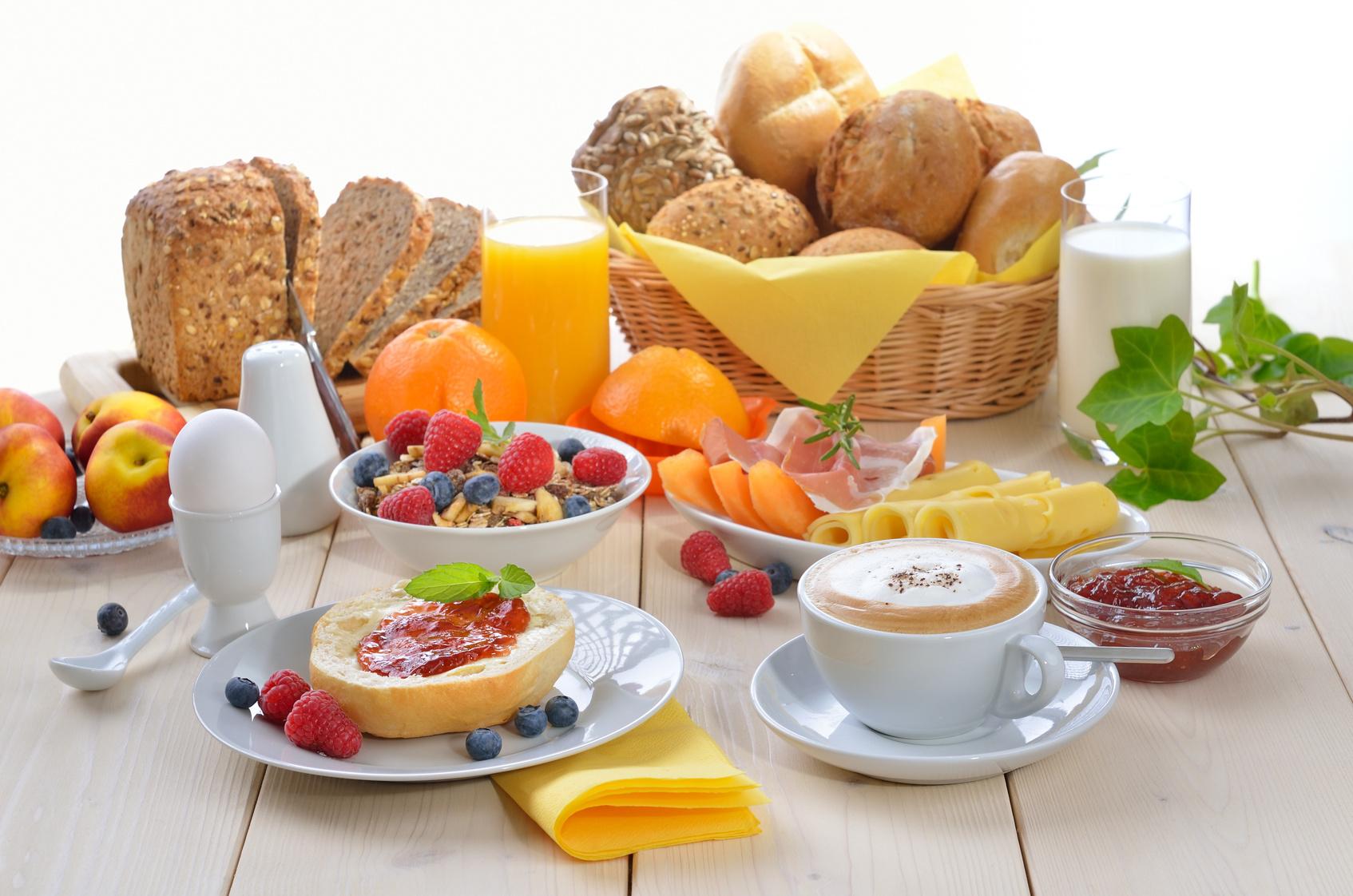 Dicas café da manhã Abrigo Esperanca